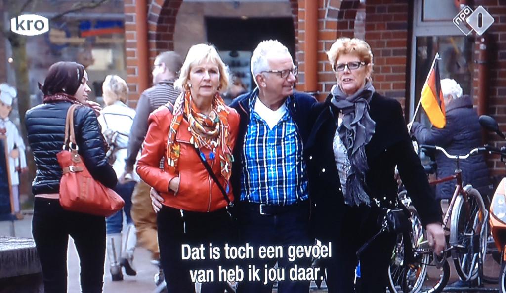 Zeg ken jij de hosselman, die woont in Groningen.